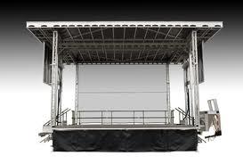 Mobile Stage Rental in Atlanta