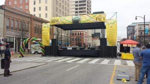 Mobile stage Rental Atlanta Ga